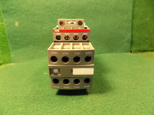 ABB NFZ62E-21 Relay 24VDC Coil 16A ContactsUSED