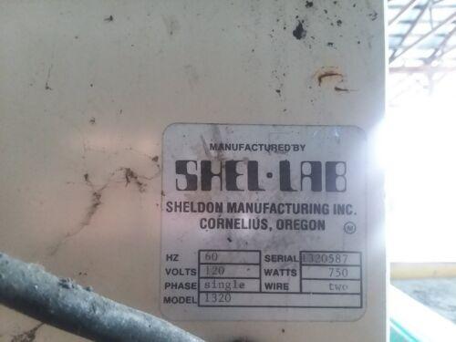 Scientific Oven Shel-Lab  1320
