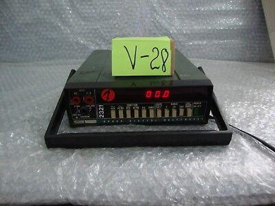 Fluke 8000a Portable Bench Digital Multimeter