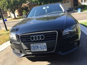 2012 Audi A4 SELLING AS IS