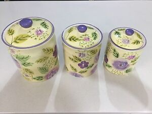 Canisters Maxwell Williams Tempe Marrickville Area Preview