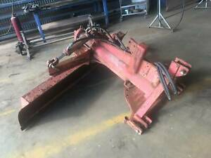 3 PL extra heavy duty fully hydraulic angle/tilt rear grader blade[82] Wamuran Caboolture Area Preview