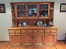 Wall Unit - Buffet and Hutch Kurmond Hawkesbury Area Preview