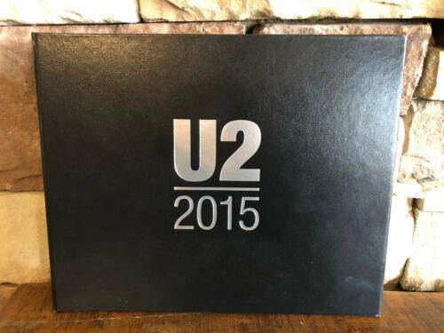 U2 Limited Edition Commemorative Book - 2015 Innocence & Experience Tour