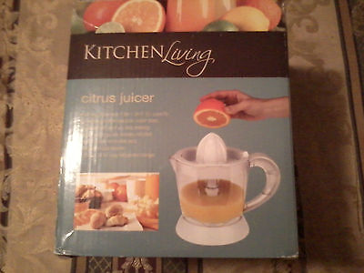 CITRUS JUICER  BY  KITCHEN LIVING