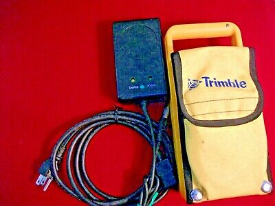 1 Trimble Cowbell Battery Charger Gps Geo Leica Topcon Sokkia R8 R7 5800 5700 Ag