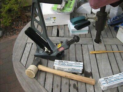 Senco Shf15 Hardwood Flooring Nailer W Hammer