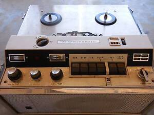 National RS-772 Reel to Reel Tape Deck Barden Ridge Sutherland Area Preview