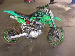 2006 Atomik 250cc dirt bike Muswellbrook Muswellbrook Area Preview
