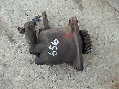 International 656 Rc Tractor Ih Good Working Governor Assembly Cover Farmall