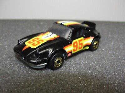 Vintage Hot Wheels Blackwall Porsche P-911