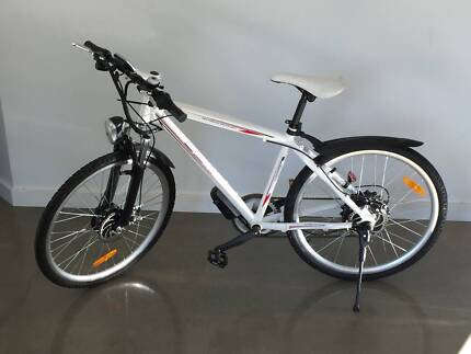 Electric Bicycle, E Bike Commuter, Range Bikes