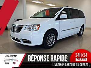 2016 Chrysler Town & Country Touring-L, STOW N' GO, CUIR,CAM, BL