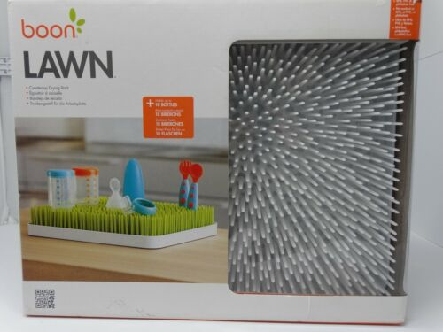 BOON LAWN DRYING RACK - WHITE - NEW