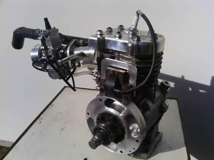 Junior Dragster 11.90 drag racing engine. May swap.