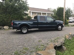 Ford f-350 roue double v-10