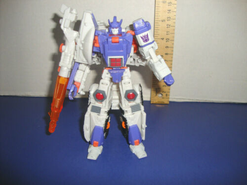 TRANSFORMERS UNIVERSE DELUXE GALVATRON FROM THE CHALLENGE AT CYBERTRON PACK