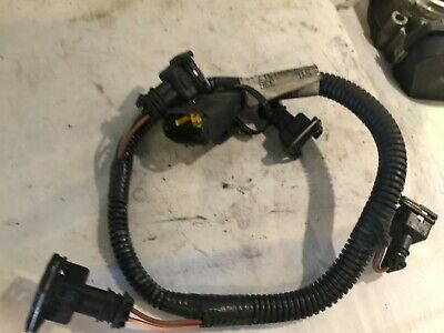 RENAULT SCENIC MK2 1.6 FUEL INJECTOR WIRING LOOM HARNESS 8200081317 2003-2009