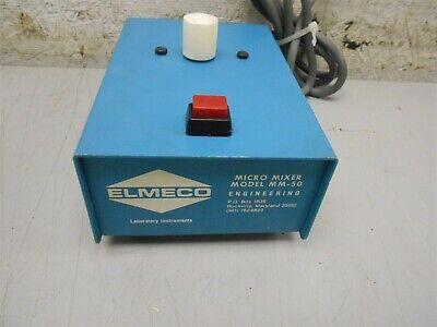 Elmeco Micro Mixer Mm-50