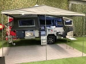 T-Rex X3 Off-Road Camper Trailer - ULTIMATE FAMILY Forward Fold Sumner Brisbane South West Preview