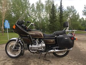 2-1979 Honda Goldwing GL1000's