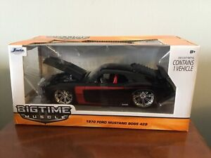 Jada 1/24th Ford Mustang Die-Cast Cars