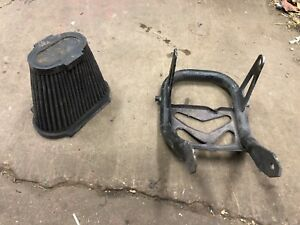 660 Yamaha raptor front bumper and k&n air filter fs