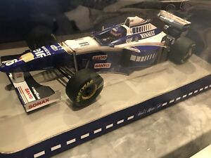 1/18 DIECAST MINICHAMPS WILLIAMS RENAULT FW18''96 J.VILLENEUVE
