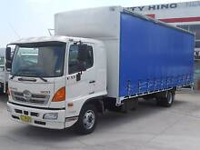 2015 Hino FD 500 Series 1124 ** Tautliner ** Old Guildford Fairfield Area Preview