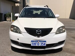2007 MAZDA 3 NEO *MANUAL* HATCHBACK * 15 MONTHS FREE WARRANTY * Malaga Swan Area Preview