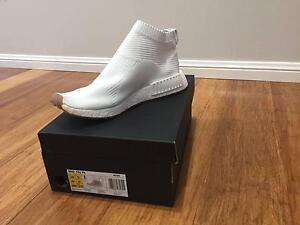 adidas NMD CS1 City Sock Prime Knit White/Gum Carindale Brisbane South East Preview