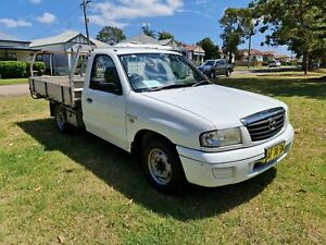 2005 Mazda Bravo B2600 2.6L 4 Cylinder Cab Chassis Ute MANUAL Lambton Newcastle Area Preview