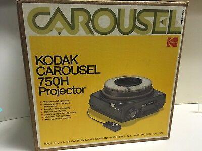 Проекторы для показа kodak carousel 750H