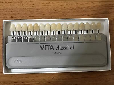 Vita Classical Dental Shade Guide Original Limited Stock
