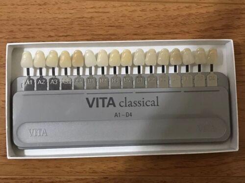 VITA Classical Dental Shade Guide ORIGINAL LIMITED STOCK