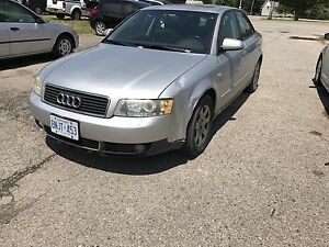 2002 Audi A4 1.8T ***PRICED TO SELL***