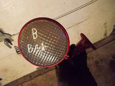 Farmall B A Sa Bn Tractor Rear Fender Mount Seat Bracket Ih Ihc Light