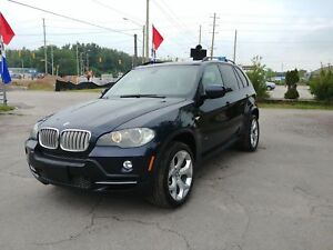 2008 BMW X5 4.8i 7pass DVD, GPS !CERTIFIED!!FINANCING!!WARRANTY!