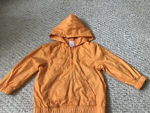Rain jacket for a toddler