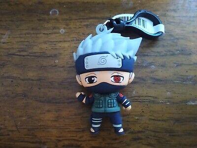 Naruto Shippuden Series 3 Figural Bag Clip 3 Inch Kakashi