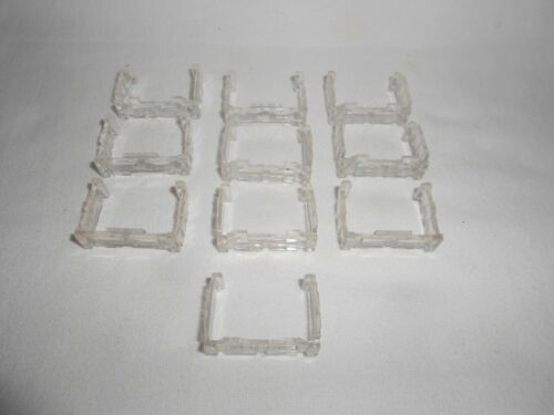 * HO SCALE ATHEARN CAB GLASS *