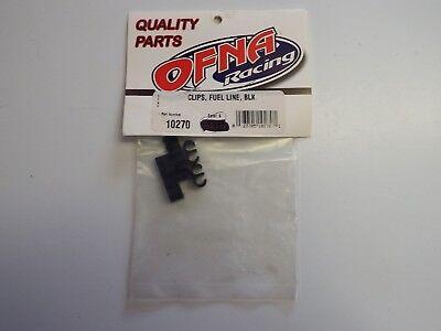 OFNA - CLIPS, FUEL LINE, BLACK  - Model# 10270 - Ofna Fuel Line