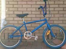 Old School 1980's BMX Push Bike Bicycle Cambridge Park Penrith Area Preview