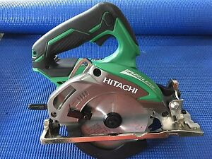 "Hitachi C18DBL 18V Li-ion 125mm (5"") BRUSHLESS Circular Saw Brunswick East Moreland Area Preview"