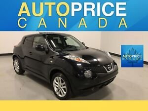 2014 Nissan Juke SL SL|AWD|MOONROOF|LEATHER
