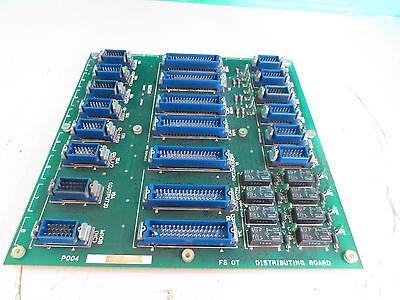 Ikegai Tc8 Cnc Lathe Fs Ot Distributing Board P004 01130106