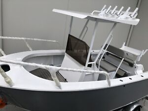 5.2m Centre Console Aluminium Fishing Boat Package with honda 100hp