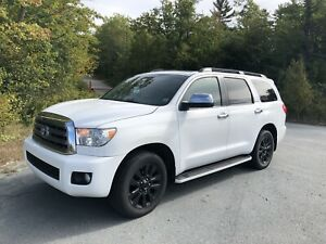 2013 Toyota Sequoia Limited with Tech Package