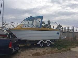ORGINAL BRUCE HARRIS SHARK CAT Bolivar Salisbury Area Preview