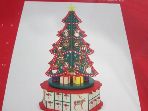 Mr. Christmas Advent Tree Pre-Owned See Description